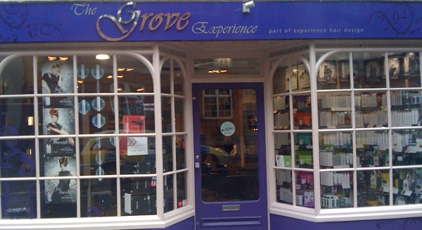 grove experience hair salon east sussex