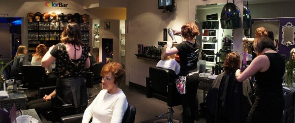paul mitchell hair salon in east sussex