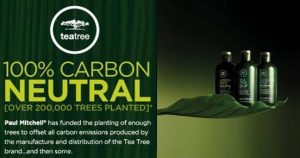 Tea tree Carbon Neutral