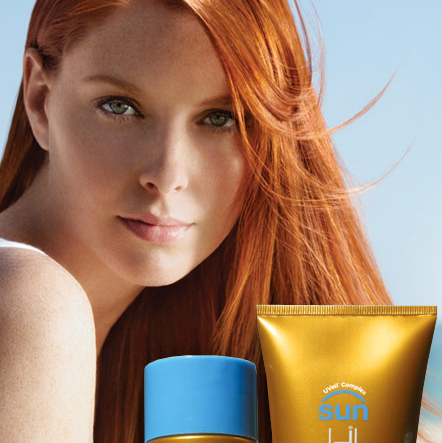 Mane Defense. Sun protection for hair.