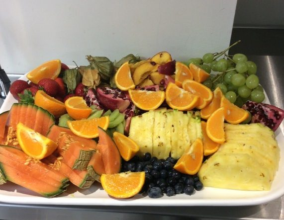 National Healthy Eating week at the Grove