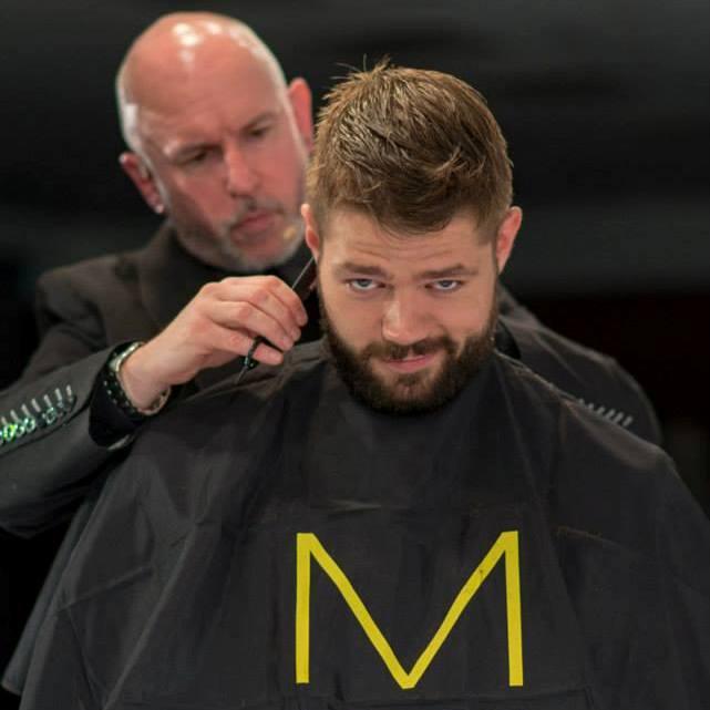 male hair menu