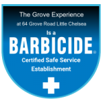Barbicide Certified Safe