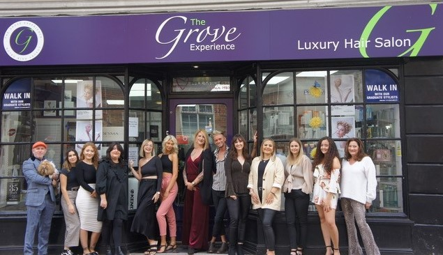 The Grove Experience Team